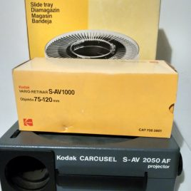 Kodak Carousel S-AV 2050 AF Projector