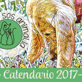 Calendario SOS Animalia 2017